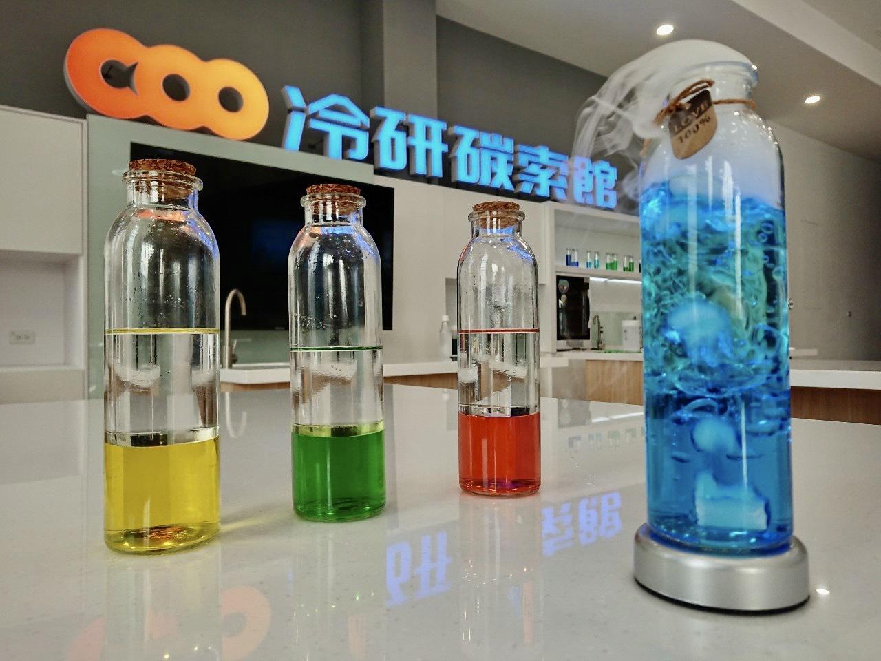 魔幻熔岩燈DIY手作
